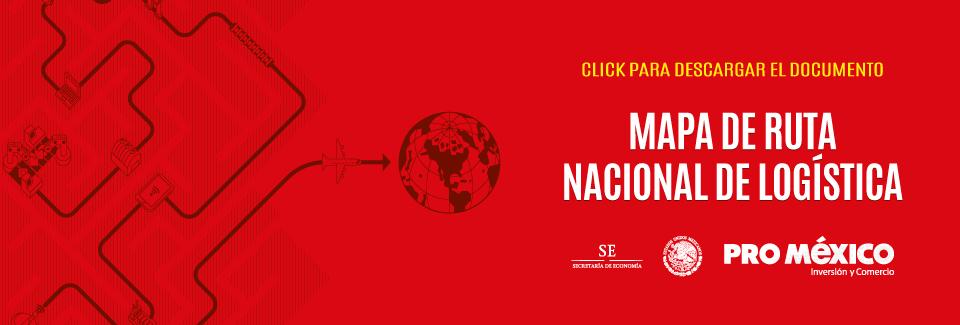 Descargar documento, Mapa de Ruta Nacional de Logística